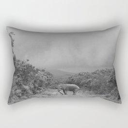 safari1 Rectangular Pillow
