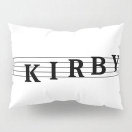 Name Kirby Pillow Sham