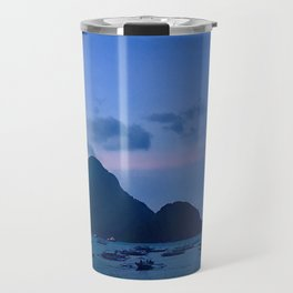 El Nido at night Travel Mug