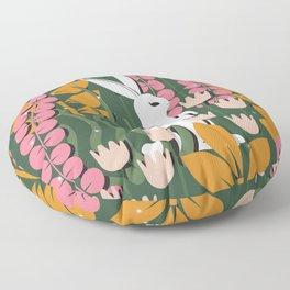 Be Gentle To Yourself Floor Pillow