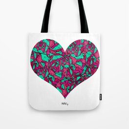 Old Favours: Love Tote Bag