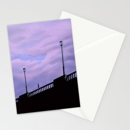 Tall Against the Wind Stationery Cards