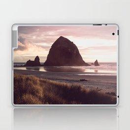 Cannon Beach Sunset Laptop & iPad Skin