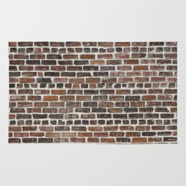 Old Brick Wall Rug