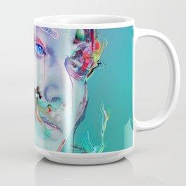 Deep Reality of Here Coffee Mug