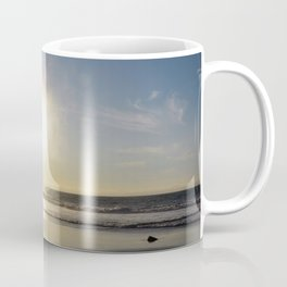Sun, Sand and Sea Coffee Mug