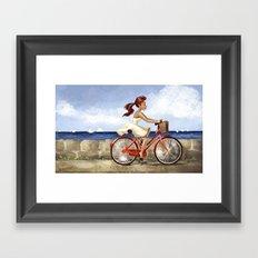 Happiness! Framed Art Print
