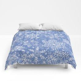 Snowflake pattern Comforters