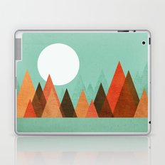 From the edge of the mountains Laptop & iPad Skin