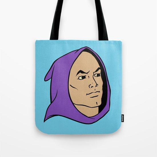 He Man Hoodie Tote Bag