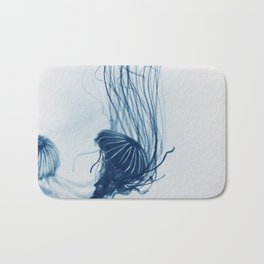 Deep Blue Sea #3 Bath Mat