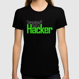 Legend of a Hacker T-shirt