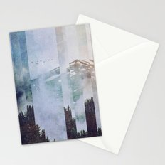 Fractions A38 Stationery Cards