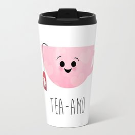 Tea-amo Travel Mug