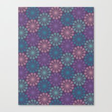 PAISLEYSCOPE peacock Canvas Print