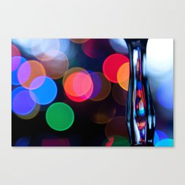 Not the polka type Canvas Print