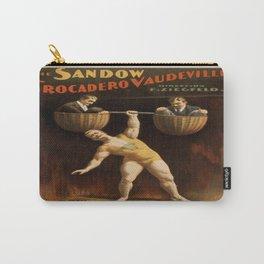 Vintage poster - Vaudeville Carry-All Pouch
