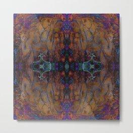 Golden Angel geometry IV Metal Print