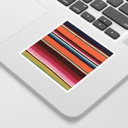 BEAUTIFUL MEXICAN SERAPE Sticker
