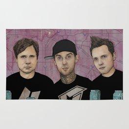 Blink 182 - Neighborhoods Rug