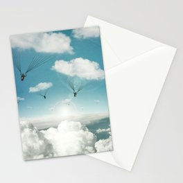 The Rain Bringers Stationery Cards