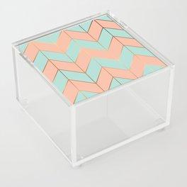 Marble Geometry 059 Acrylic Box