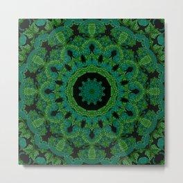 Persian carpet 9 Metal Print