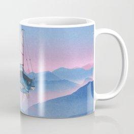 I want to fly Coffee Mug
