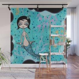 Mermaid: Come Here Sailor Wall Mural