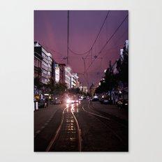 Mannheim City Canvas Print