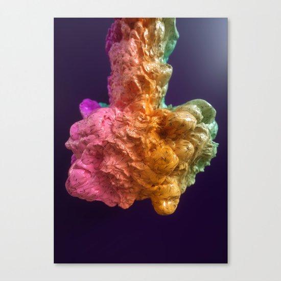 A Gum Canvas Print