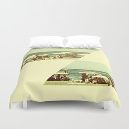 More summertime Duvet Cover