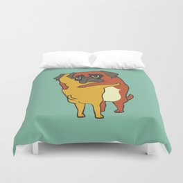 Boxer  Hugs Duvet Cover