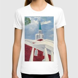 Drawn To The Heavens T-shirt