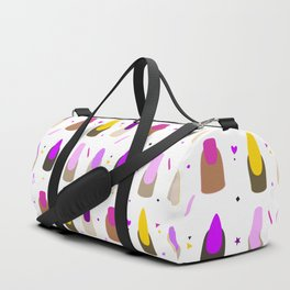Nail Goals Duffle Bag