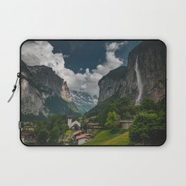 Lauterbrunnen Valley Laptop Sleeve