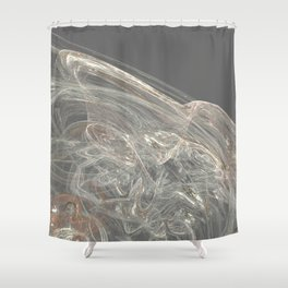 Gelatinous One Shower Curtain