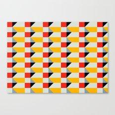 Crispijn II Pattern Canvas Print