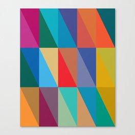 Slant Canvas Print
