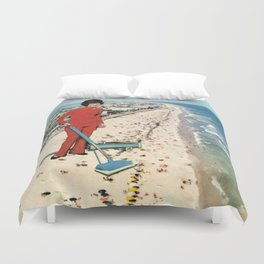Dry Cleaning Duvet Cover
