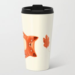 I am autumn (2) Travel Mug