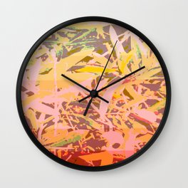 artestic nature Wall Clock