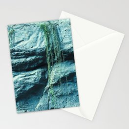 Vines on a Rock Wall Stationery Cards