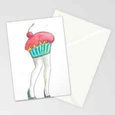 Muffin Tops  Stationery Cards