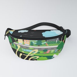 Eco Life Fanny Pack