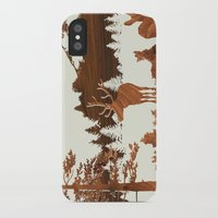 woodland iPhone & iPod Cases featuring woodland by jefdesigns