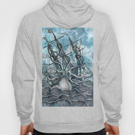 Sea Monster Hoody