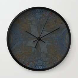 Anochronic resistence stimulated mostly through cathodes. Wall Clock