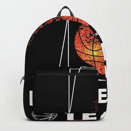Basketball Team Backpack
