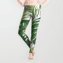 Tropicalist Monstera Leggings